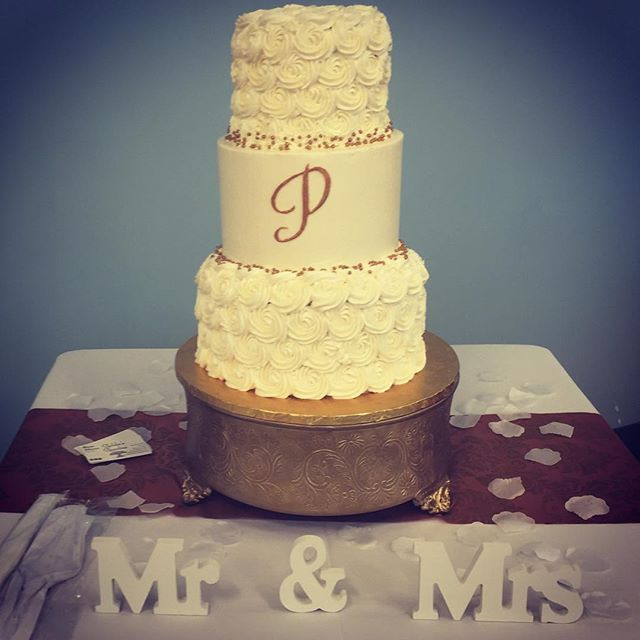 Congratulations to Mr. & Mrs