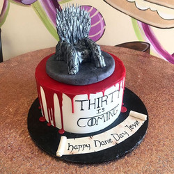 This was one of those cakes I looked at