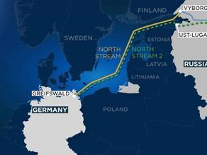 NORD STREAM 2: il gasdotto che tiene in scacco l'Europa