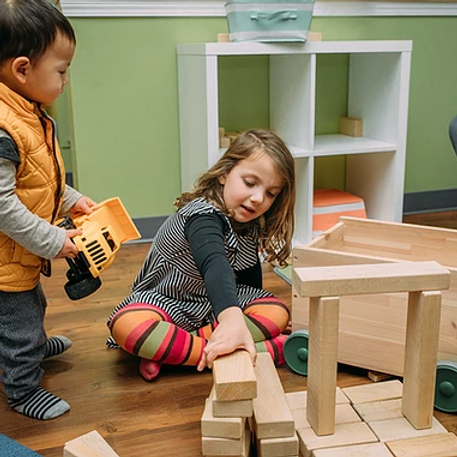 Preschool Playdate Saturdays, Shorewood
