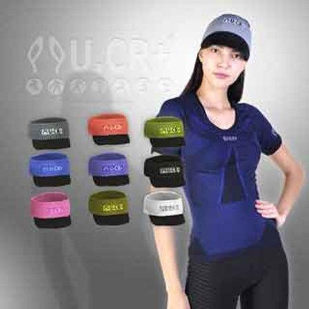 【U.CR+ Compression】頭巾小帽 抗UV 防曬 吸濕排汗