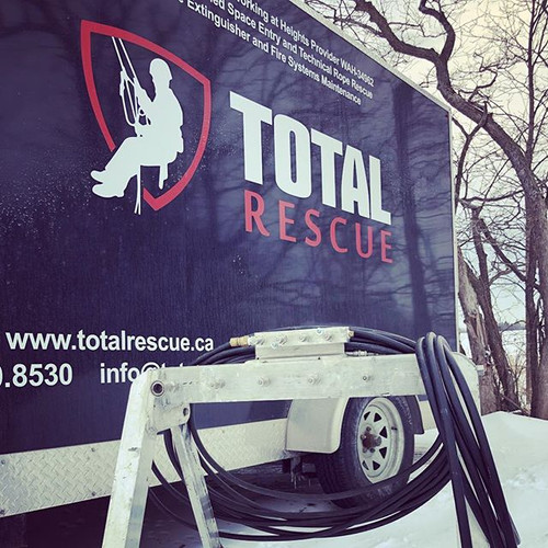 Total Rescue CSE Trailer