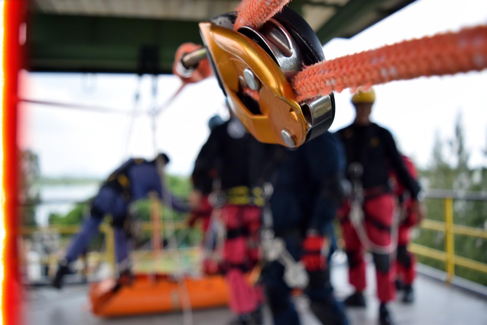 International Technical Rescue Association Training
