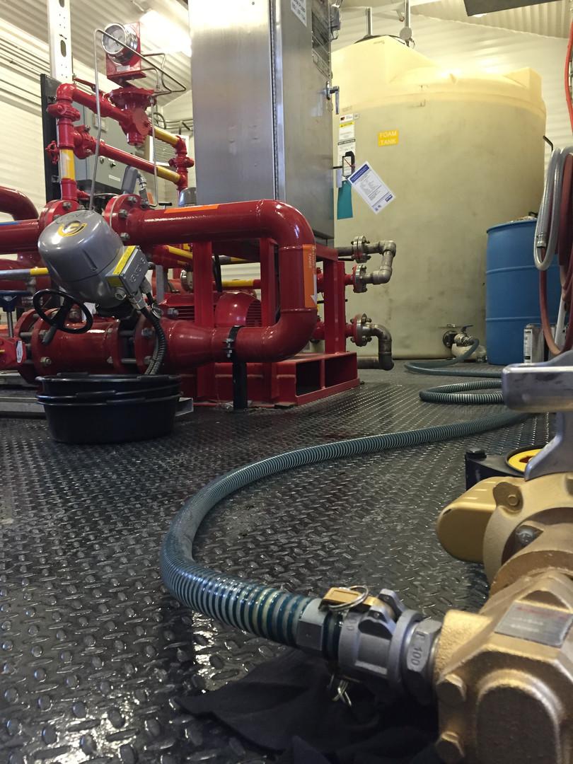 Foam Injection Pump