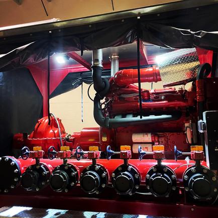 Mobile Fire Pumps