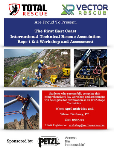 Technical Rescue Clinics