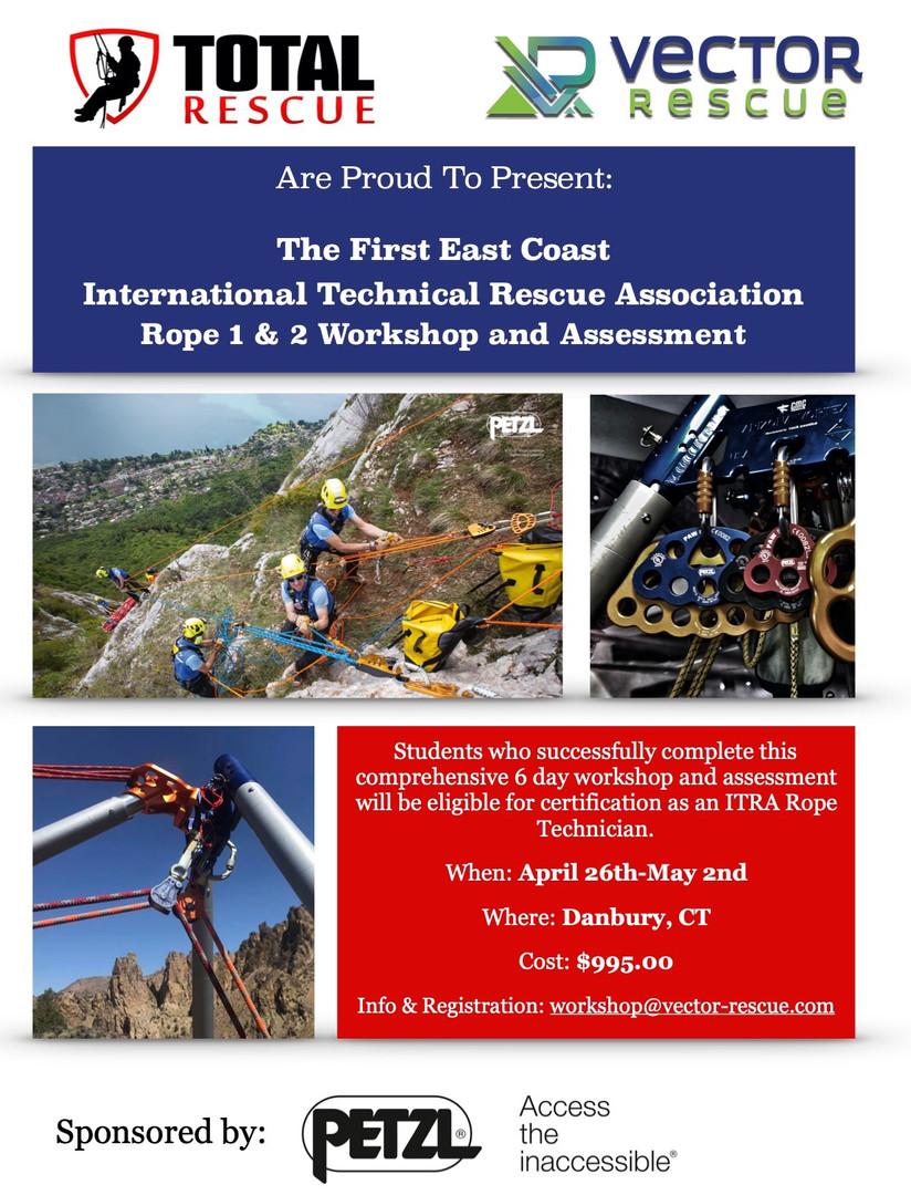 Technical Rescue Clinics