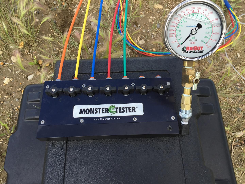 Hose Monster Controls