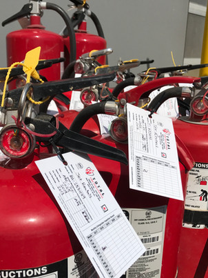 Mobile Fire Extinguisher Services