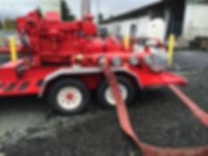 Total Fire Solutions Fire Pump Rentals