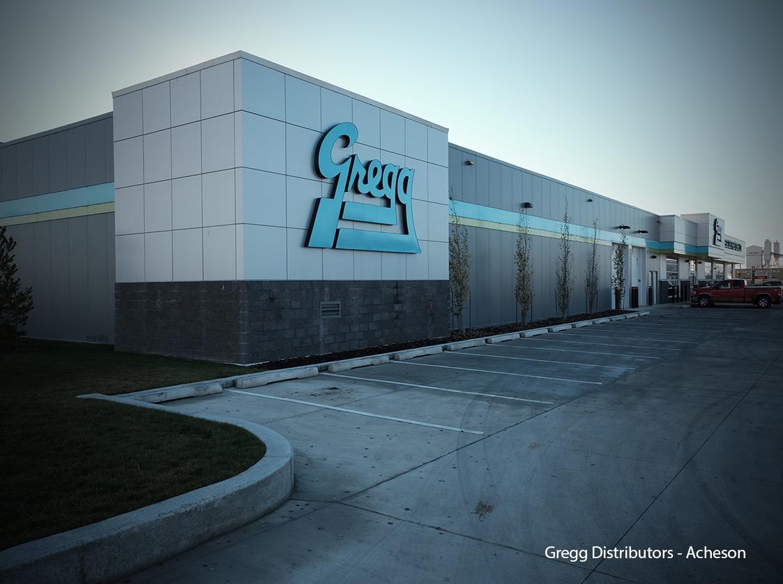 Gregg Distributors - Acheson