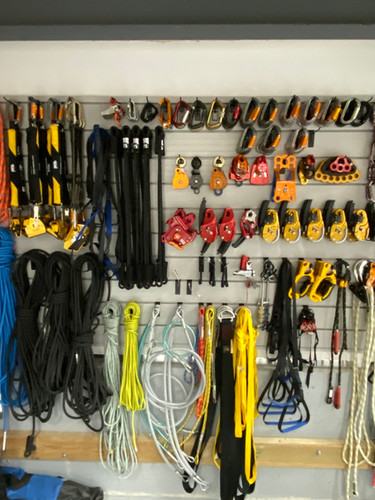 In-House Training Equipment