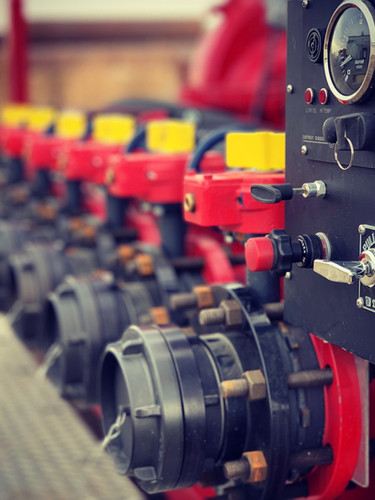 Fire System Rentals & Consulting