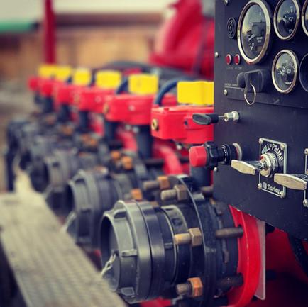 Fire Pump Discharges