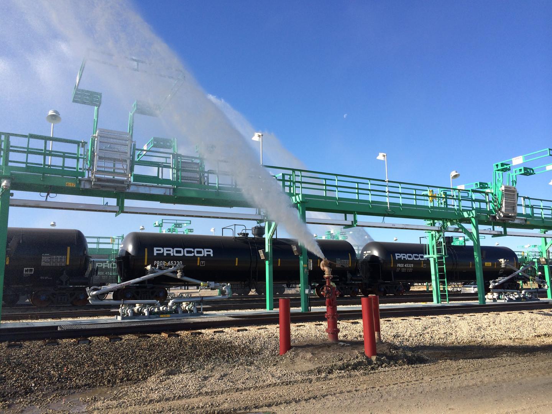 Hydrant Flushing & Flow Testing