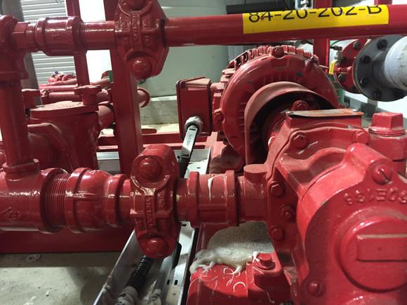 Balanced Pressure Foam System Testing