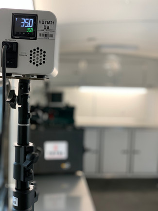 Thermal Image Medical Screening