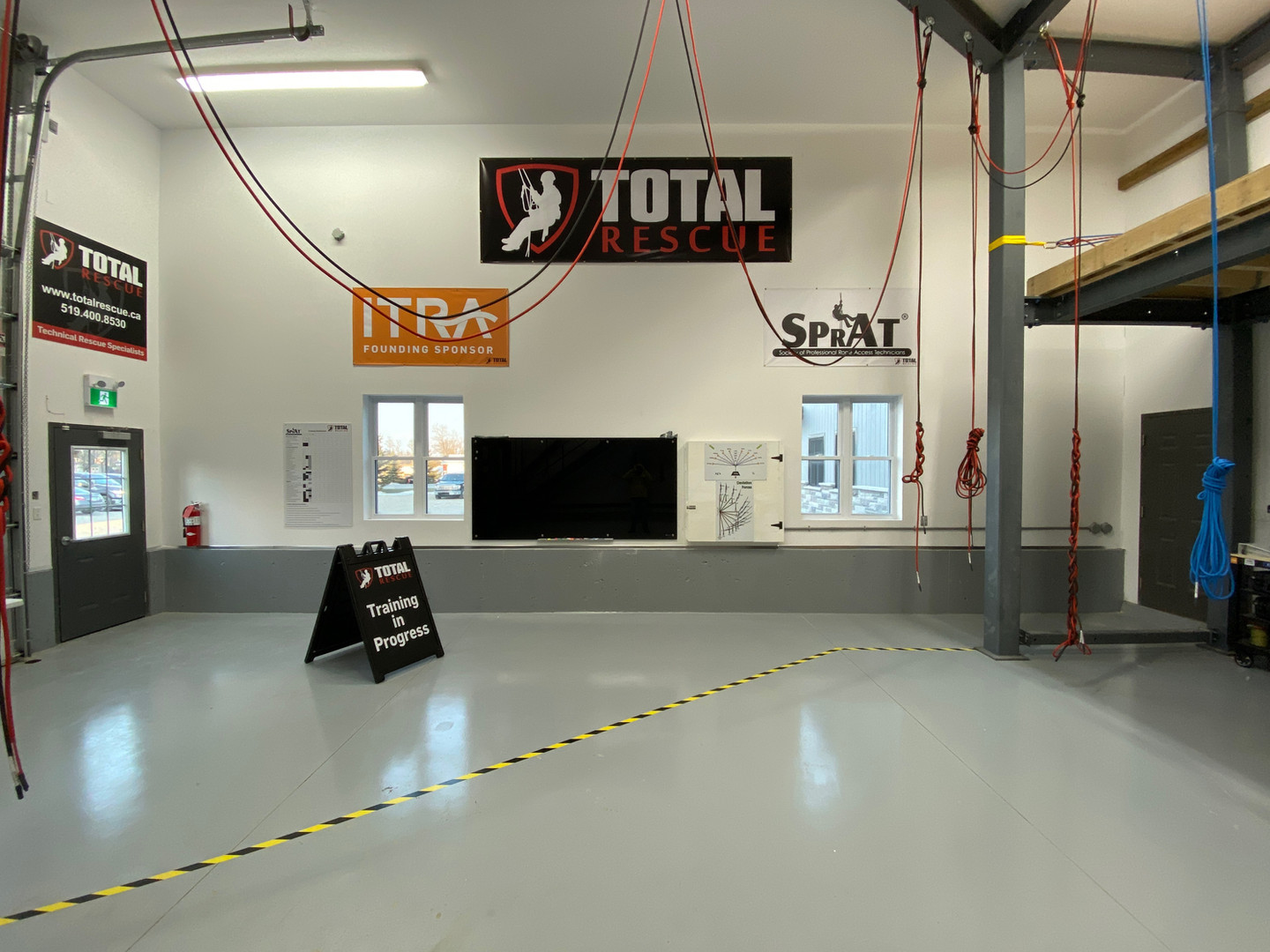 Total Rescue Training Facility
