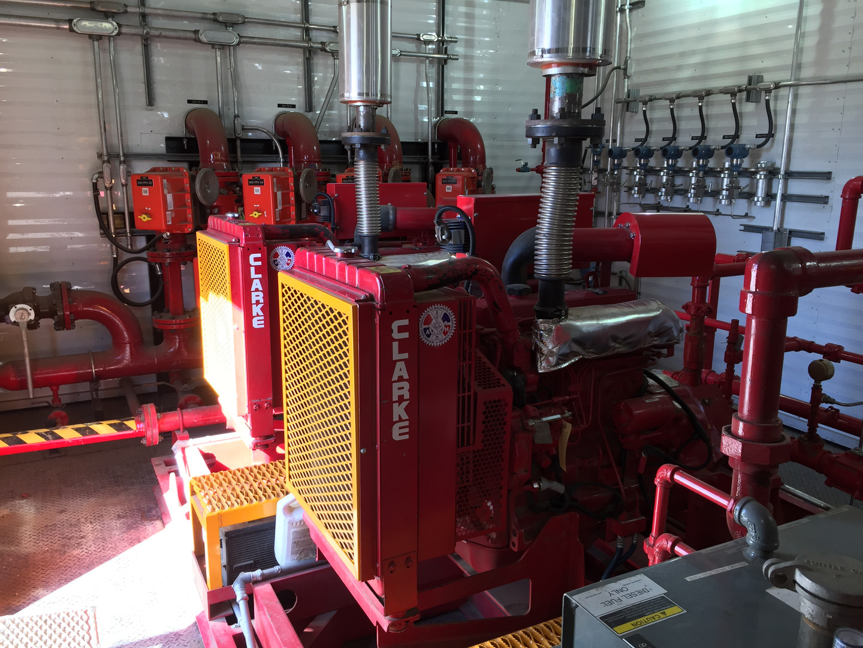 Dual Diesel Foam Pump Injection System