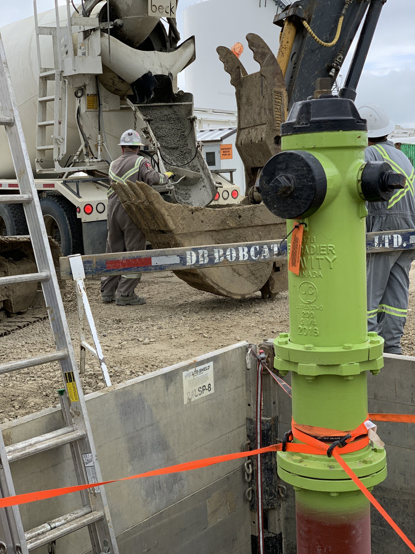 New Hydrant Installation Services