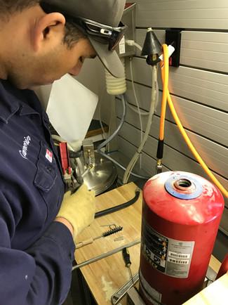 NFPA 10 Certified Technicians