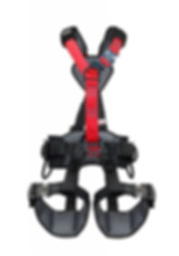 Total Rescue Equipment - Full Body Harness