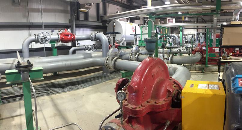 3000 GPM Electric Fire Pump