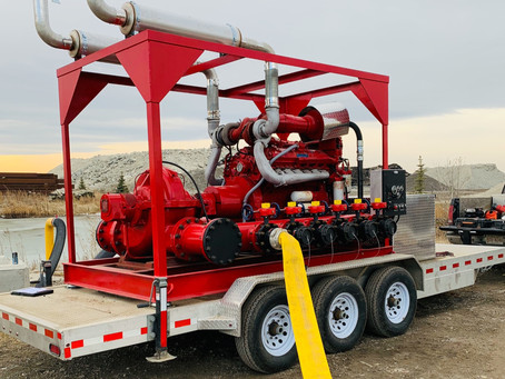 Industrial Fire Systems