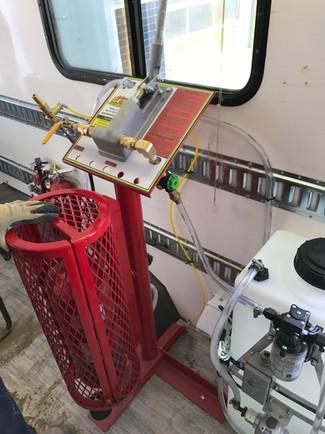 Portable Extinguisher Maintenance Services