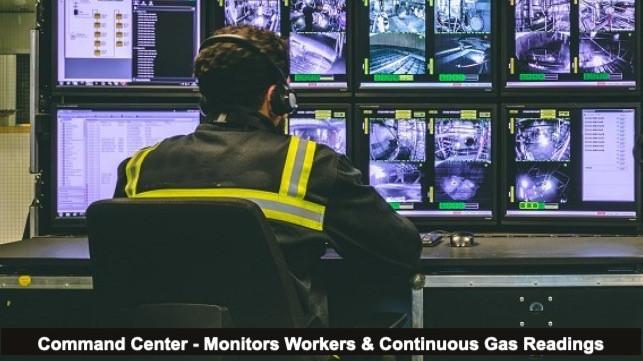 Command Center - 24/7 Monitoring