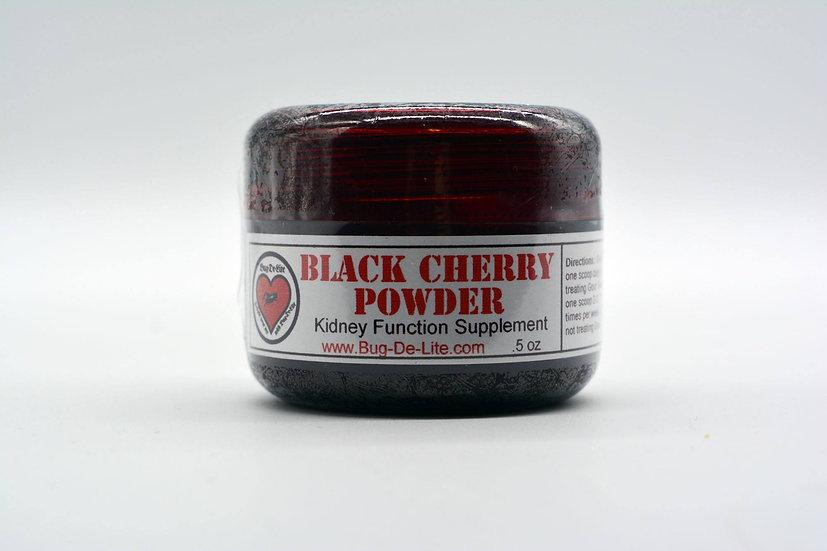 Black Cherry Powder
