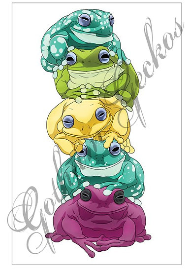 Froggy Stack