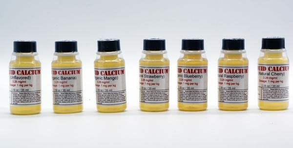 Sample Size Bug-De-Lites Liquid Calcium (2ml bottle)