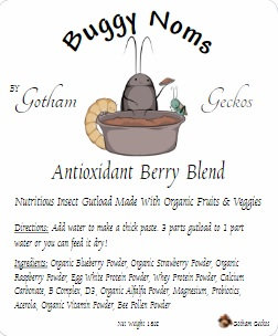 Buggy Noms Antioxidant Berry Blend