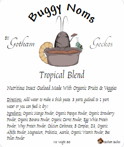 Buggy Noms Tropical Blend