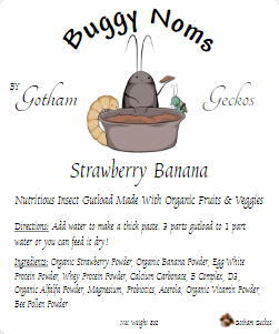 Buggy Noms Strawberry Banana
