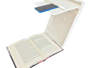 KNFB Reader - Exploring ways to scan a book