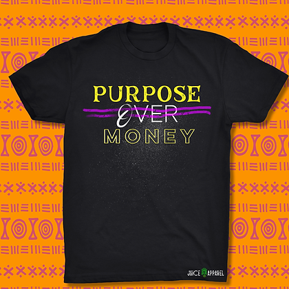 Purpose over $$