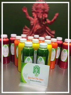 10 Bottle Juice Party