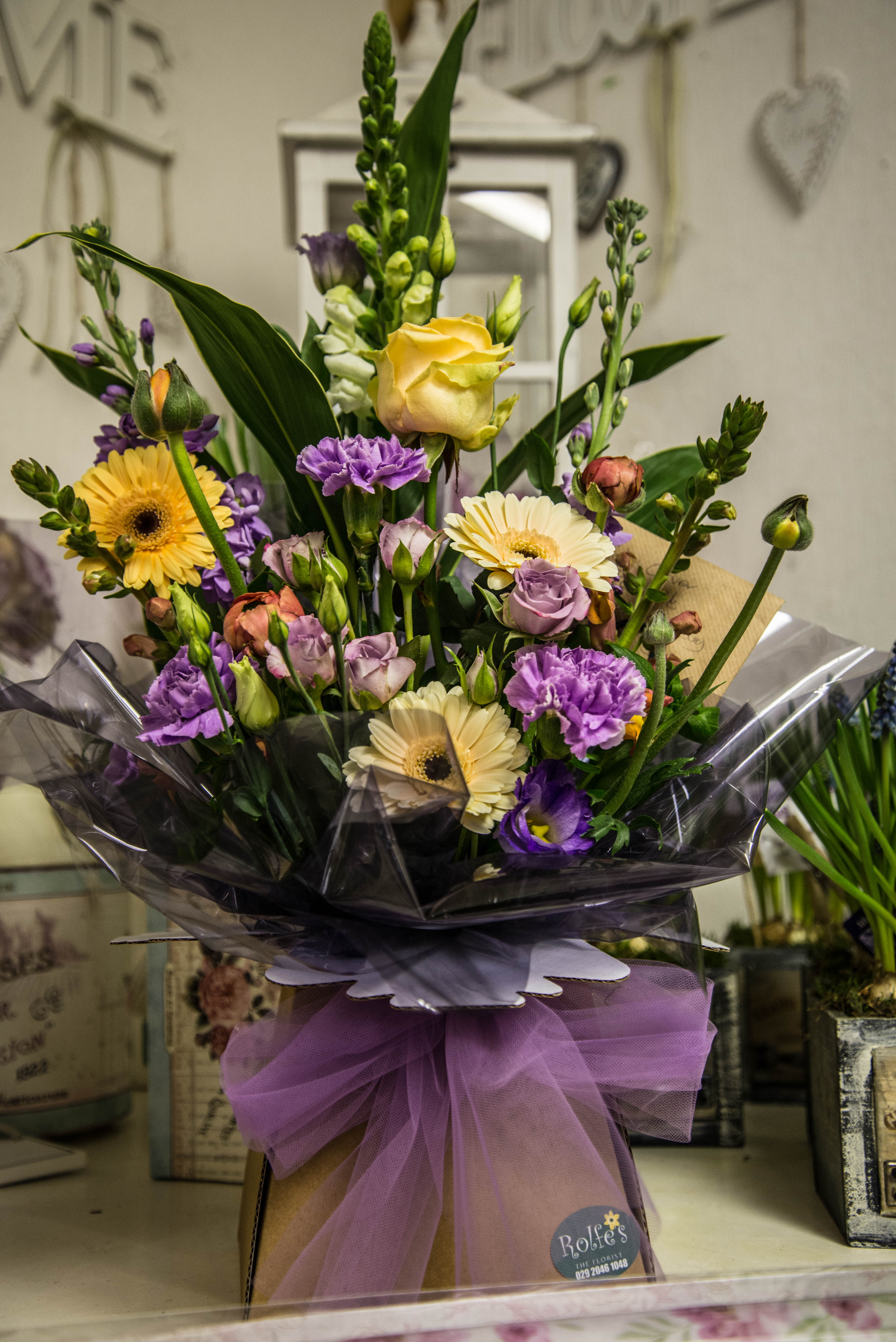 Buying Bouquets Online