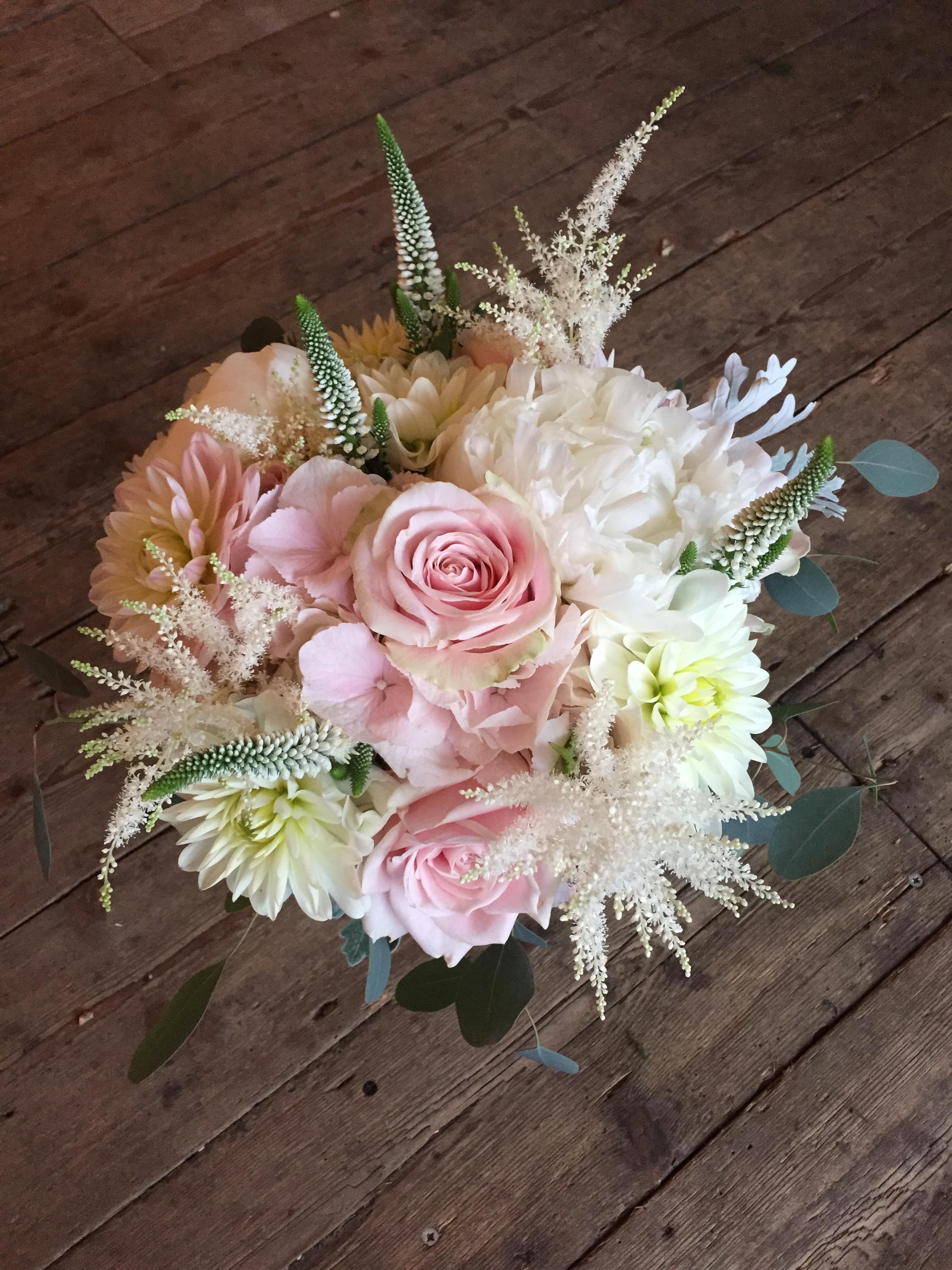 Buying Wedding Flowers