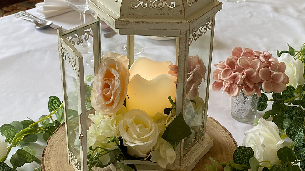 Ivory Lanterns