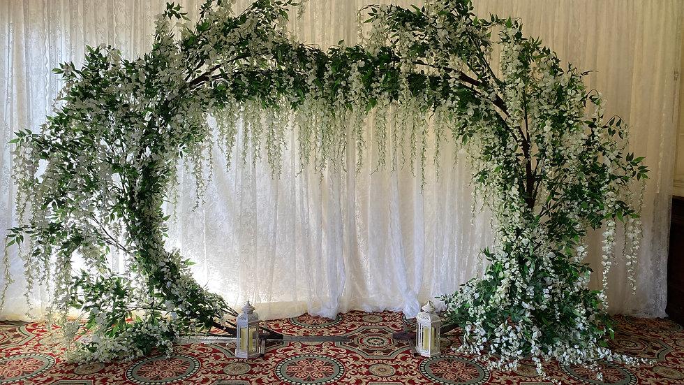 Wisteria Arch