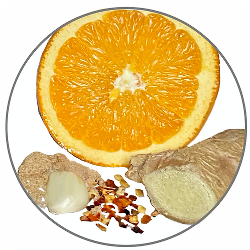 Zesty Orange Ginger