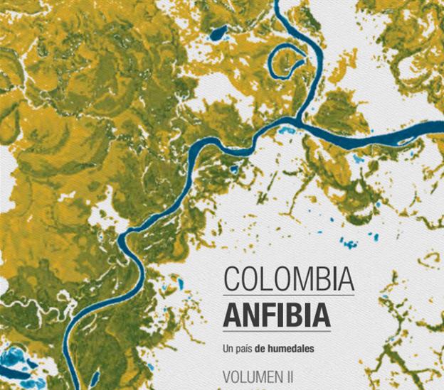 Portada Colombia anfibia