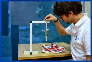 Why your running shoe 'drop' is important