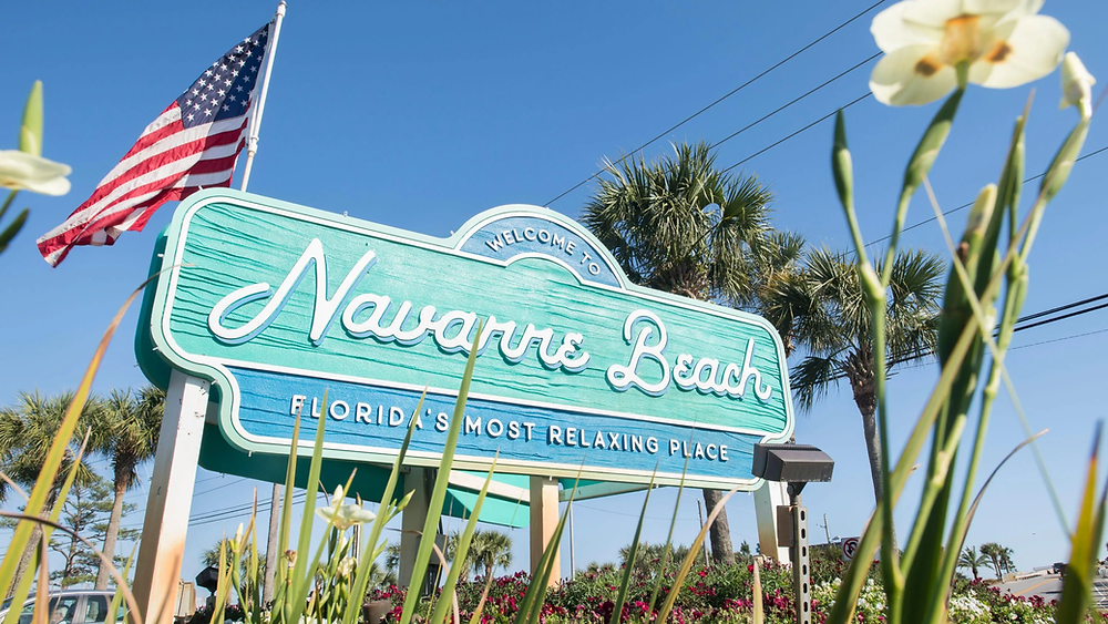 Navarre Beach, Florida's Most Relaxing Place