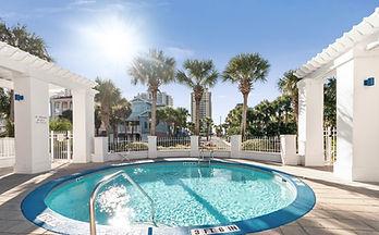 blue moon vacation homes pool