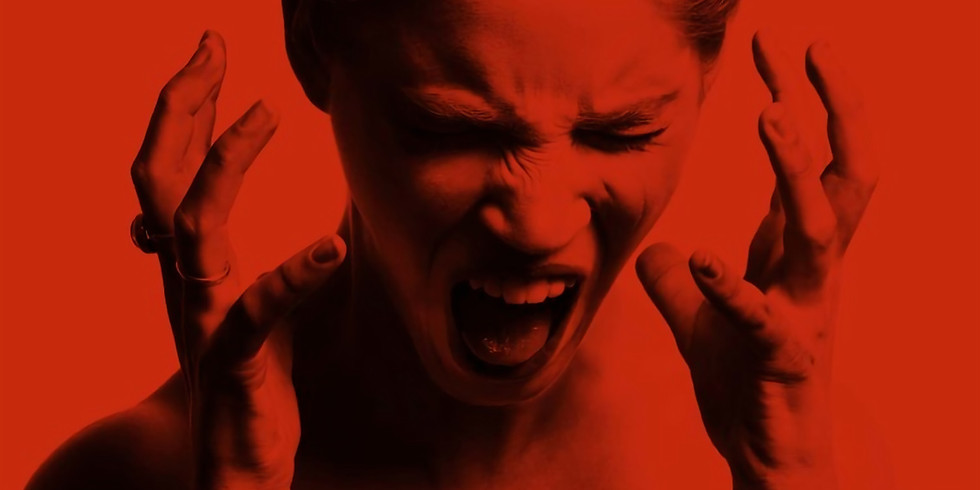 Harnessing the Power of Anger • Zoom