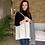 Thumbnail: Cotton Lily Tote Bag